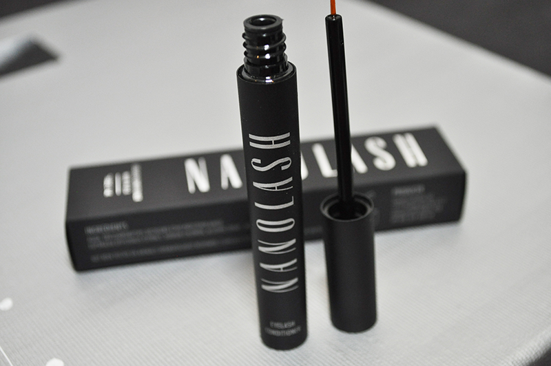 nanolash eyelash serum first photo
